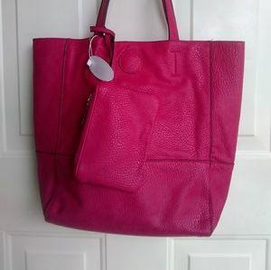 Joy Susan pink purse